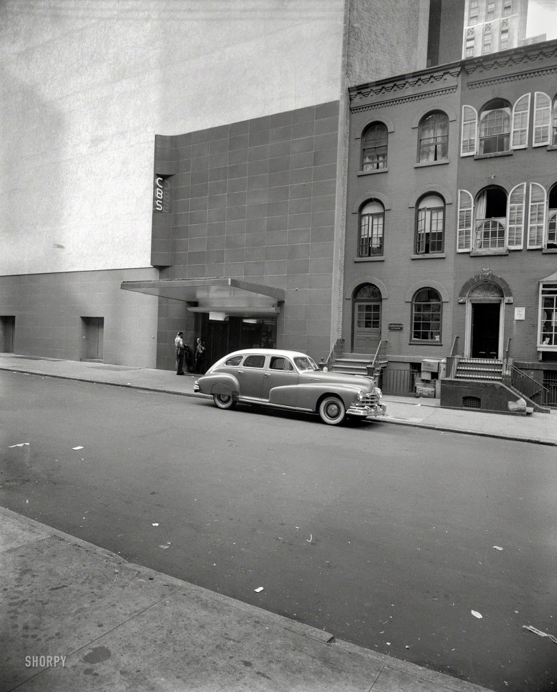 Wcbs 1948 Shorpy Historical Photos