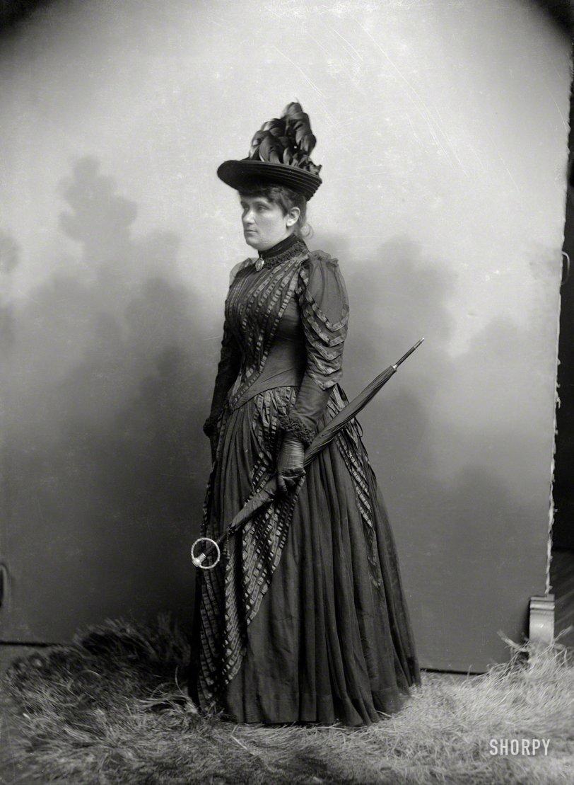 Dark Lady: 1890
