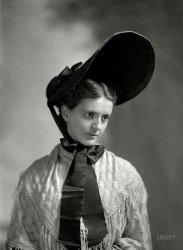 Chapeau Noir: 1890