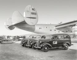 Honolulu Clipper: 1939