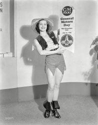 Miss Fisher Body: 1939
