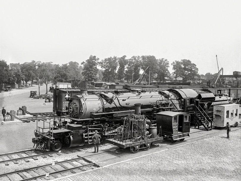 Big Boumi: 1923