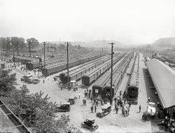 Eckington Yards: 1923
