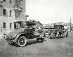 Free Towing: 1925