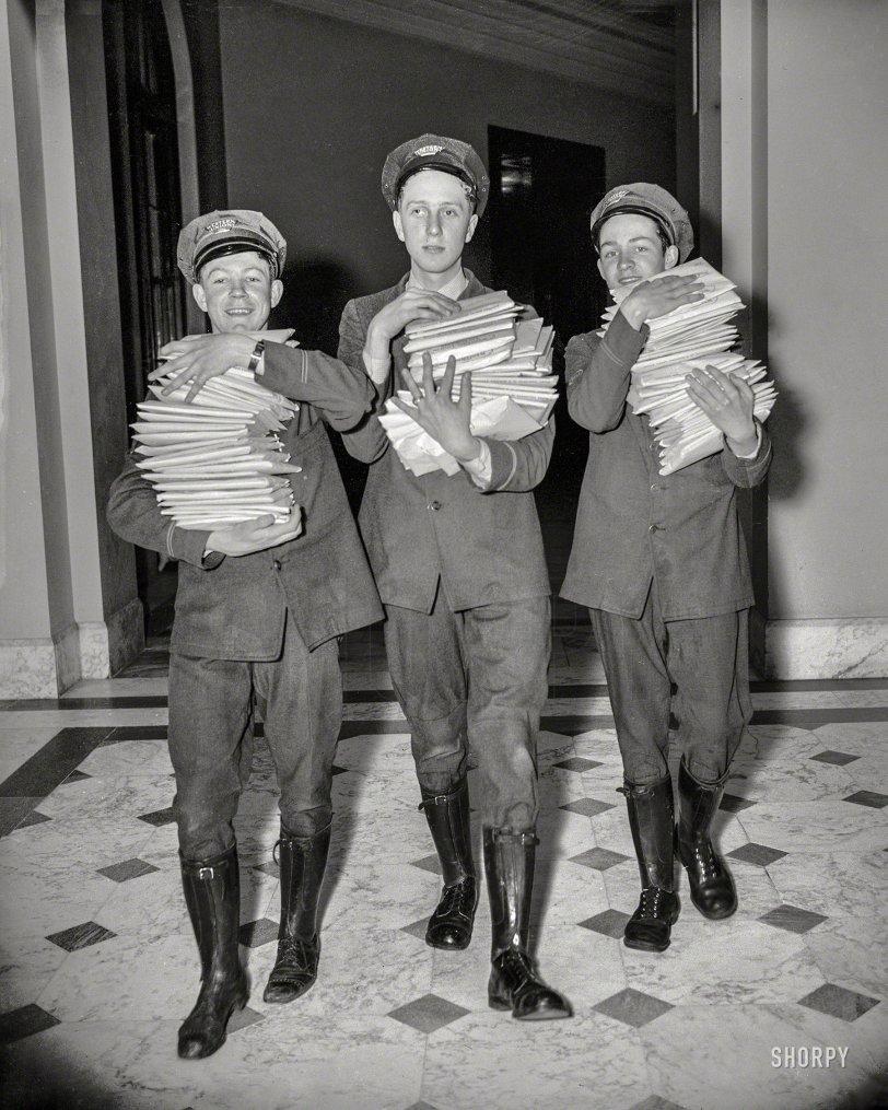Mad Tidings: 1938