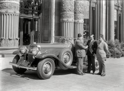 Cadillac Caliphs: 1932