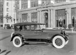 Expect Great Things: 1923