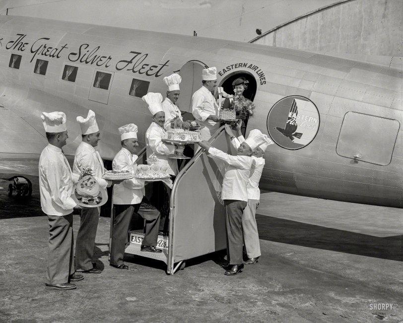 Cakes to Go: 1938