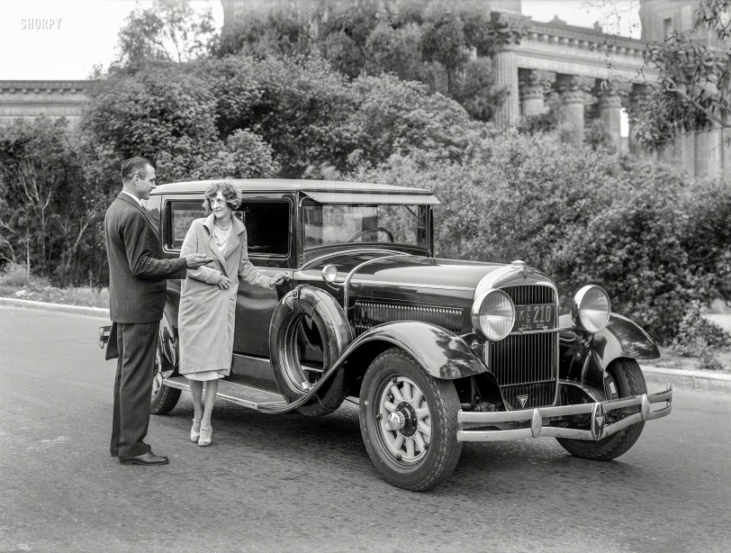 Six in the Park: 1929
