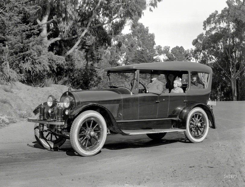 Family Jalopy: 1919