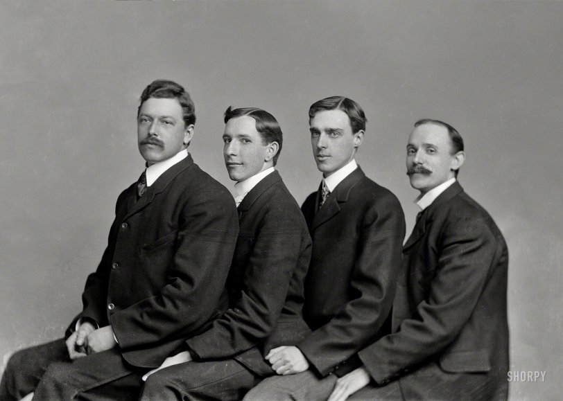 Four Guys: 1900