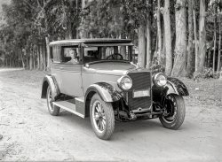 Forest Coupe: 1926