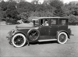 Fast Woman: 1923