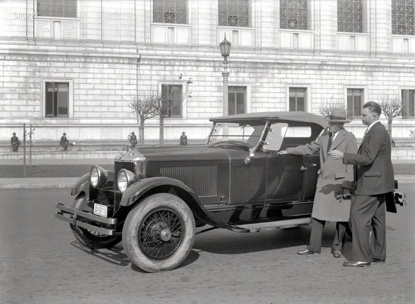 Diana Eight: 1926