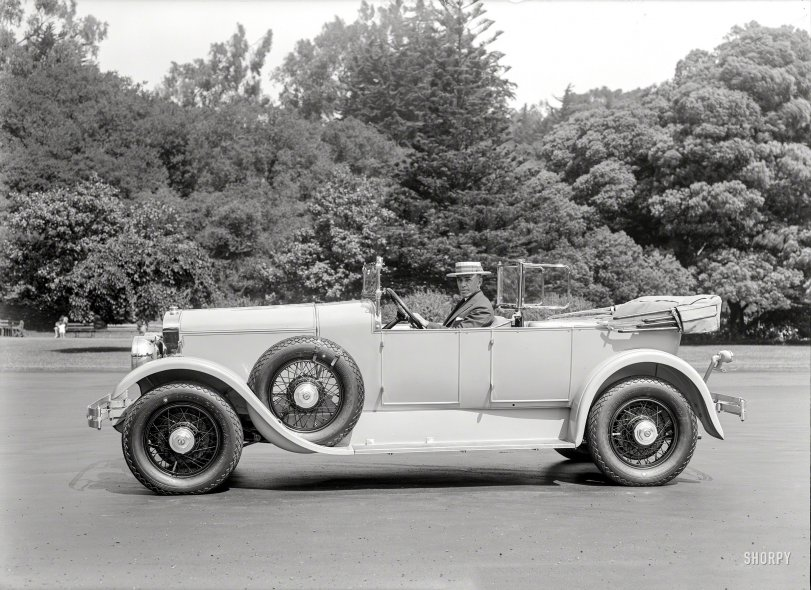 Sport Touring: 1928