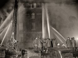 Warehouse Fire: 1925