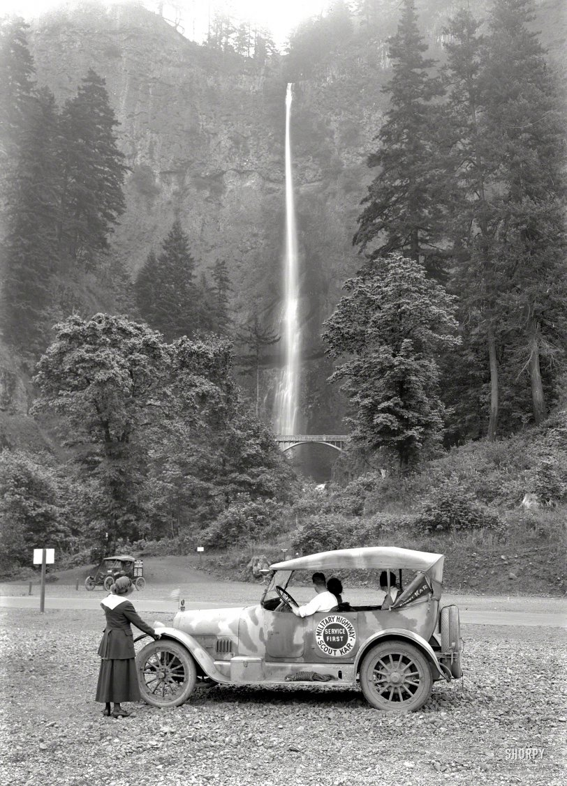 Meet Me at Multnomah: 1918