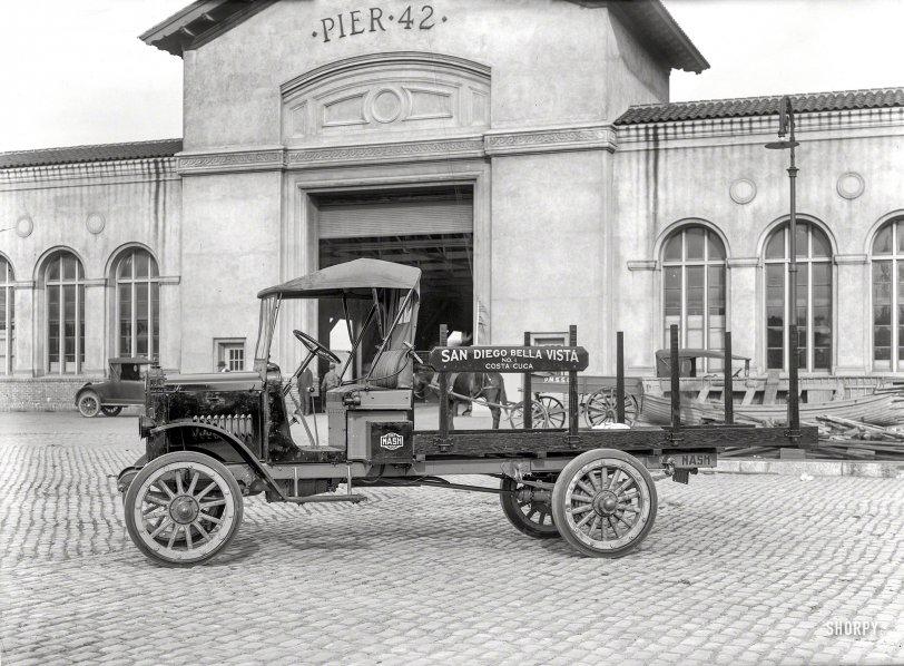 Pier 42: 1920