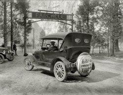 Goodbye Yosemite: 1920