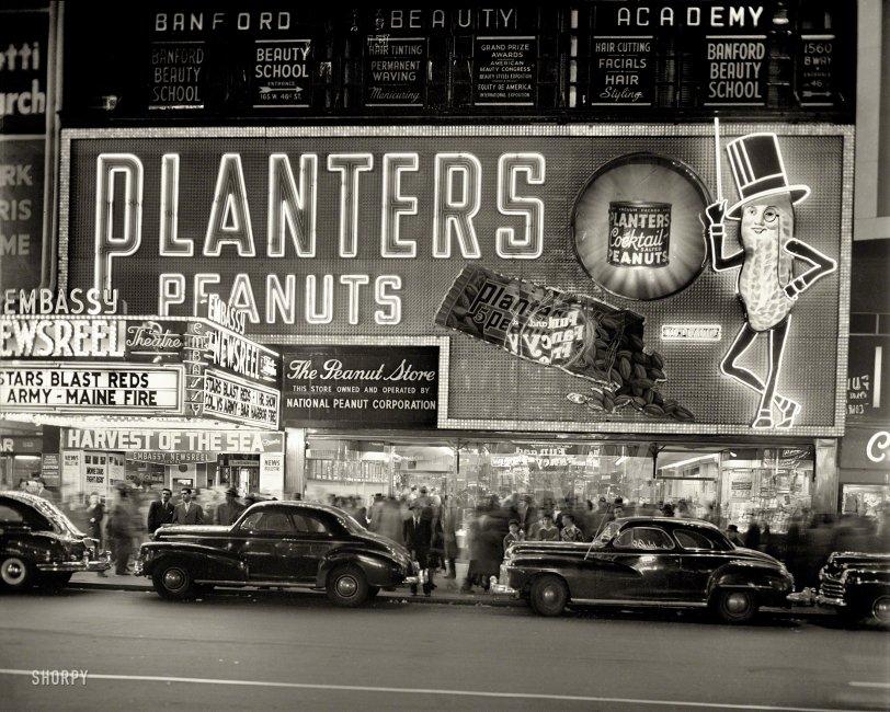 National Peanut: 1947
