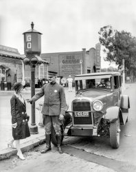 Stop and Go: 1927