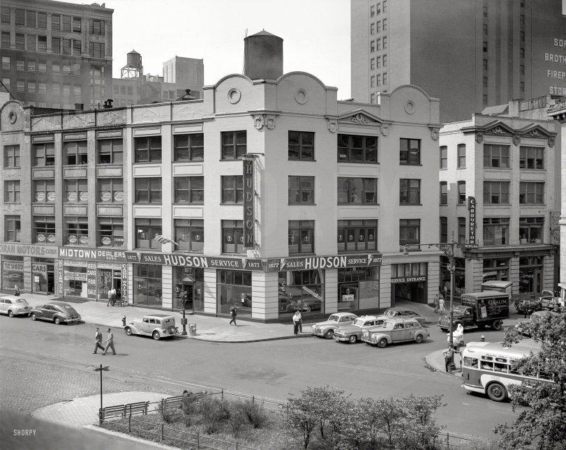 West Side Storefront: 1947