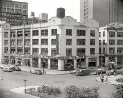 Midtown Hudson: 1947