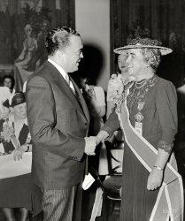 Madame President: 1940