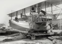 First Across: 1919