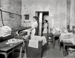 Library Laundry: 1920