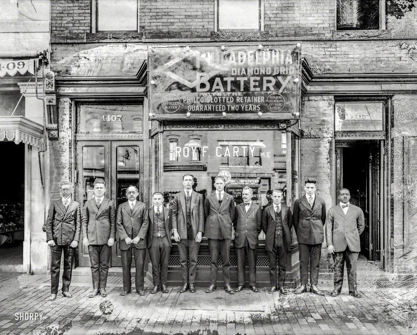 Batteries R Us: 1919