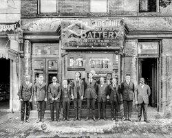 Batteries R Us: 1919