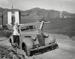Bridge Out: 1935