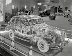 The Plexiglas Pontiac: 1940