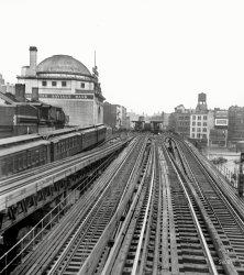 Bowery Banking: 1947
