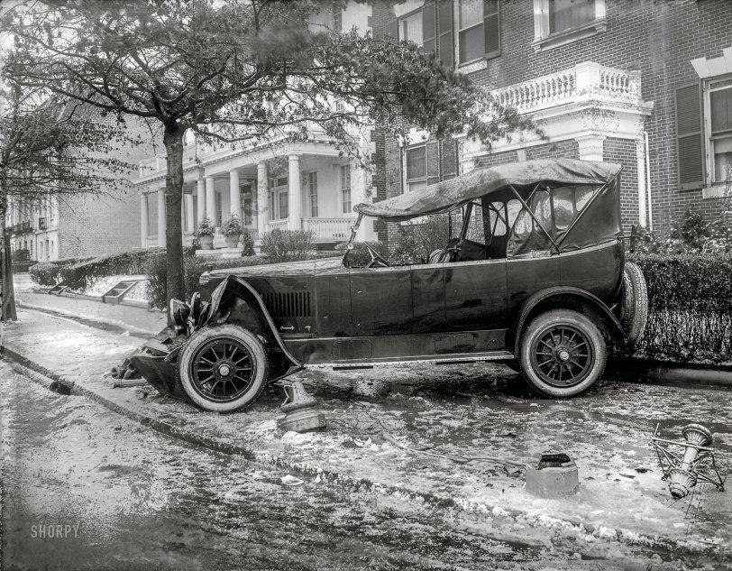 Off-Street Parking: 1921