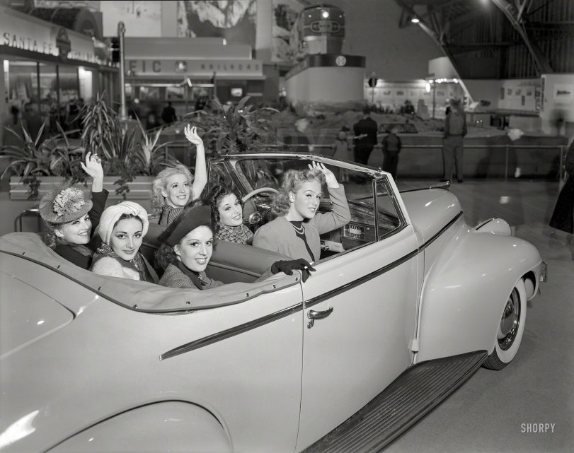 Our Merry Oldsmobile: 1939