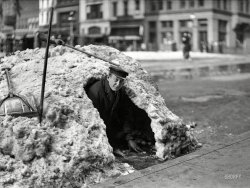 Digging Out: 1922