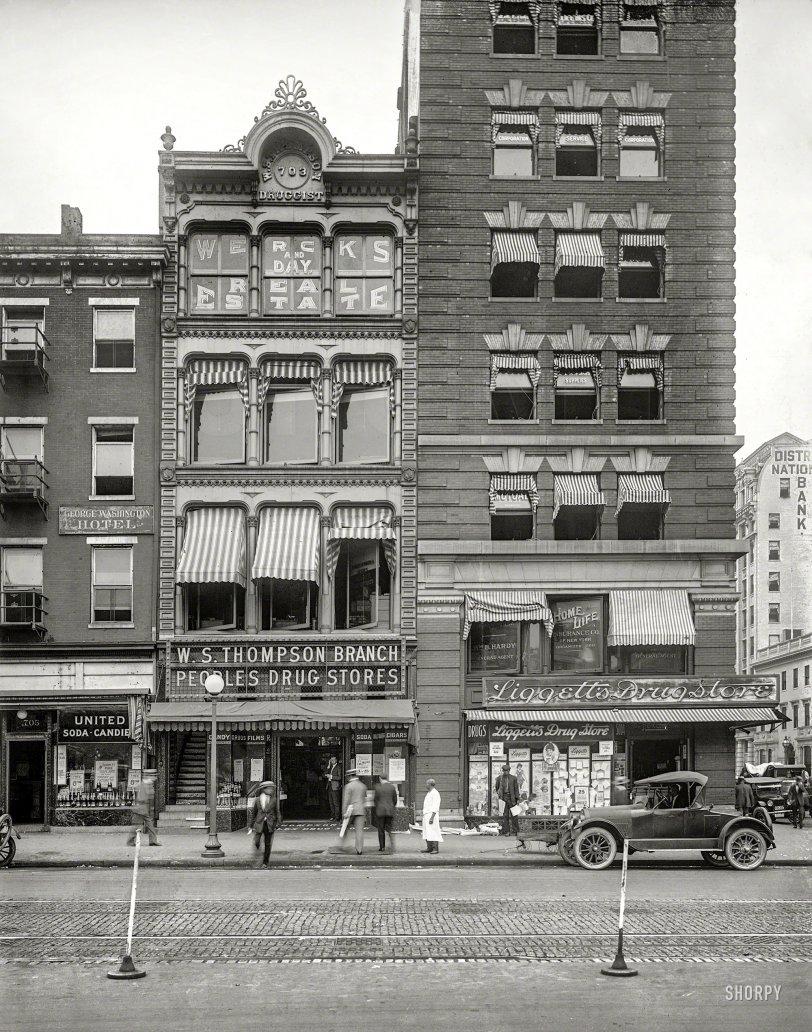 Thompson Branch: 1920
