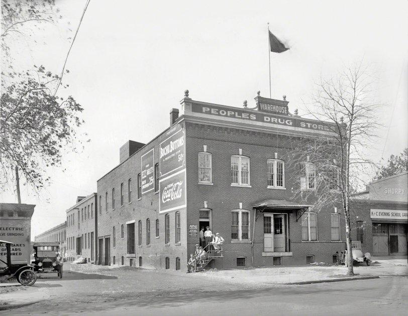 Drug Warehouse: 1921