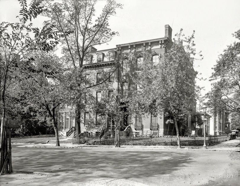K and Thirteenth: 1921