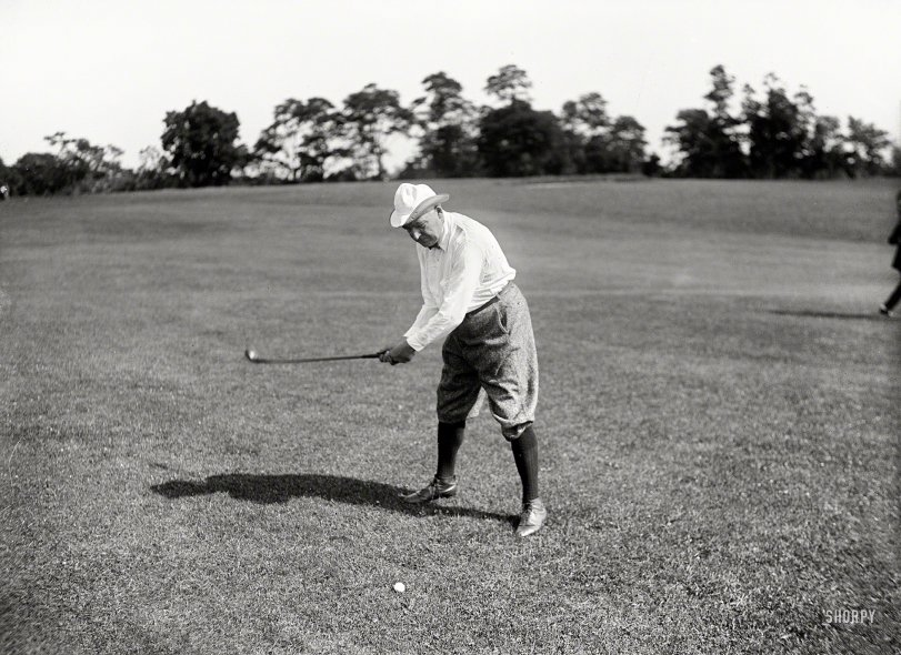 The Sport of Presidents: 1921
