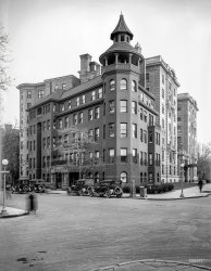 Urban Castle: 1921