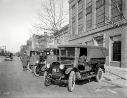 REO Speed Wagon: 1922