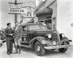 Texaco Test Car: 1937
