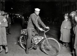 Bike Chained: 1920