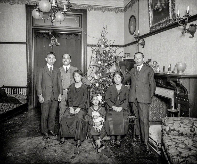 A Haraguchi Christmas: 1922