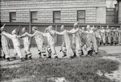 Class Clowns: 1920