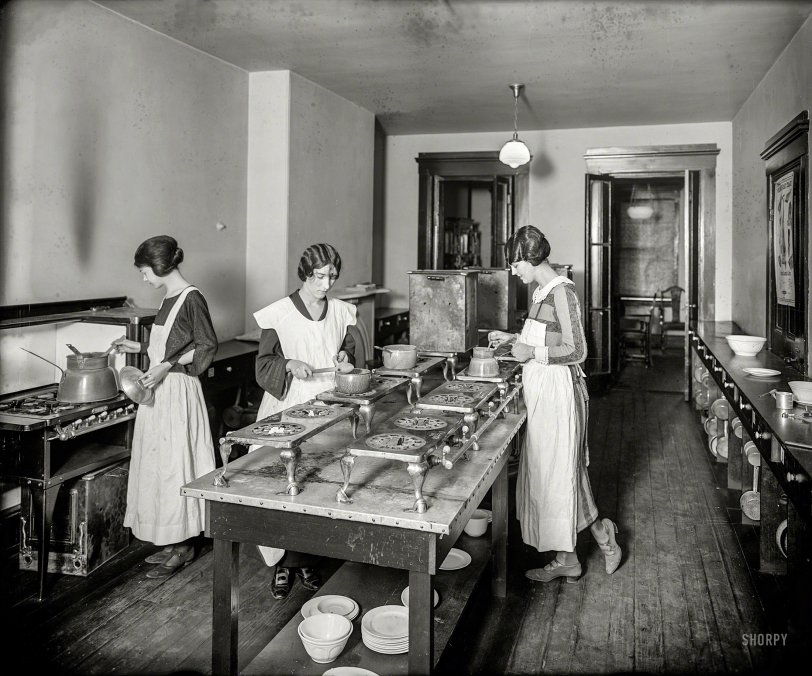 The Culinary Arts: 1920