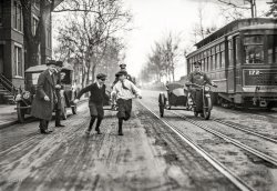 Kid Crossing: 1922